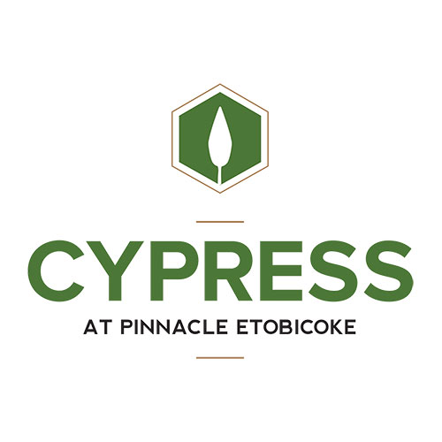 Cypress at Pinnacle Etobicoke Condos www.CondosDeal.com Logo