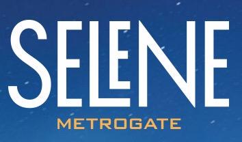 SELENE at Metrogate Logo 2