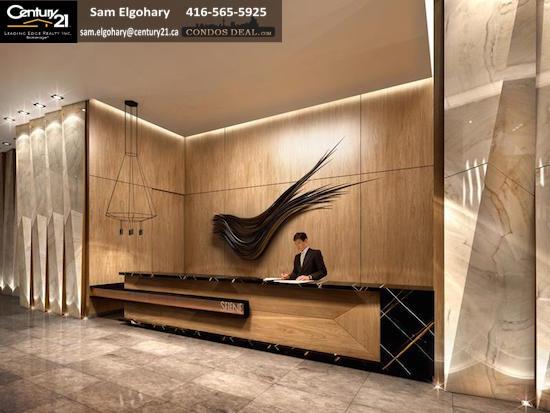 SELENE at Metrogate lobby3