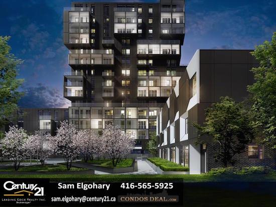 SQ 2 Condos Building Design 2