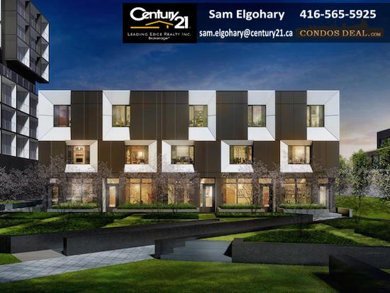 SQ 2 Condos Building Design