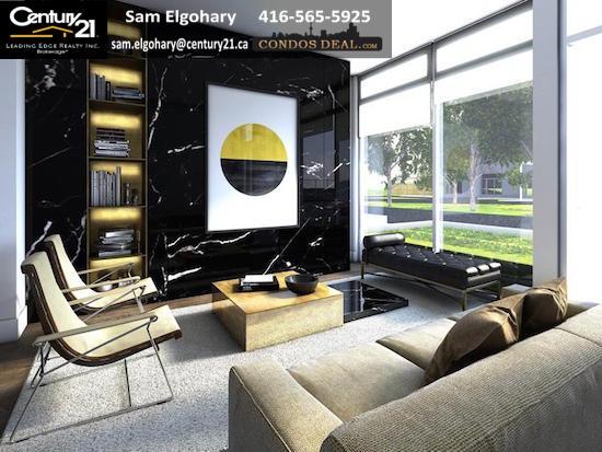 SQ 2 Condos Living Room