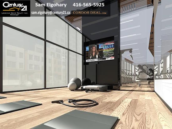 SQ 2 Condos Yoga:Pilates Studio