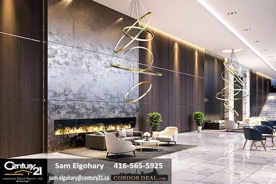 SEASONS Condominiums Rendering Lobby