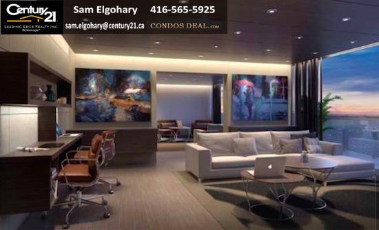 Social Condos www.CondosDeal.com WiFi Study Room