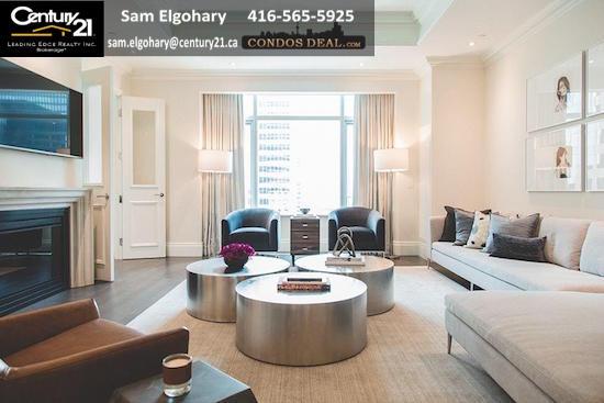 St. Regis Residences Suite 2