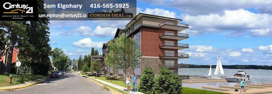 Stone & South Condos Rendering