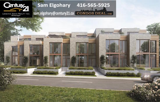 The Foxbar Collection at Blue Diamond Town Homes