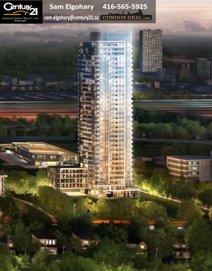 The Peak Condos Rendering 2