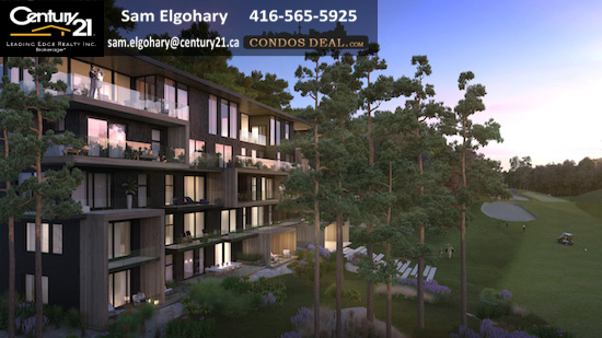 The Residences At Muskoka Bay Club Plans Amp Prices
