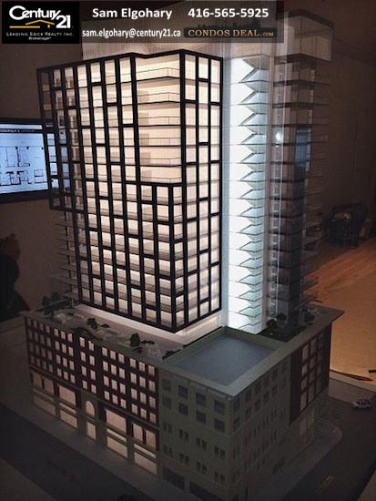 The Roy Condos Scale Model