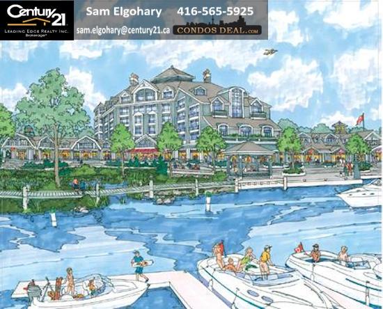 The South Shore Condos Rendering 4