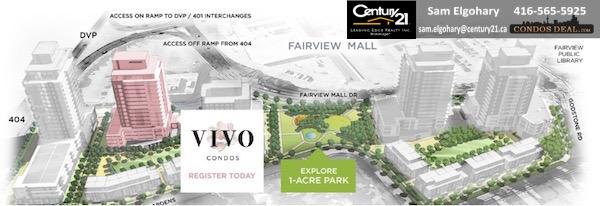 VIvo Condos Site Plan