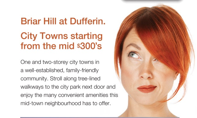 Briar Hill City Towns 2 -