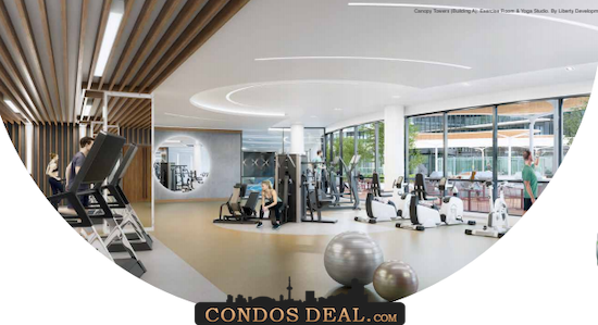 Canopy Towers Gym