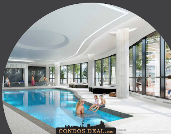 Canopy Towers Pool