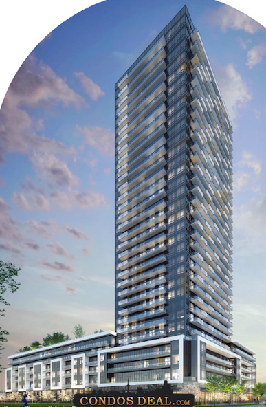 Canopy Towers Rendering