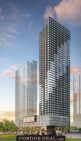 Condominiums at Square One District Rendering 1 copy