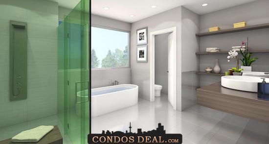 Crystal Garden Towns Bathroom