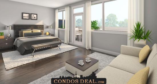 Crystal Garden Towns Bedroom