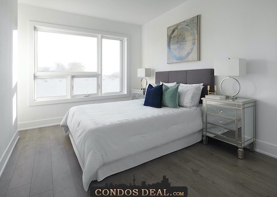 Curate Towns By The Lake Bedroom
