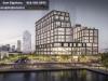 Daniels Waterfront Commercial Buildings Rendering