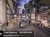 Daniels Waterfront Condos- The Yard Rendering