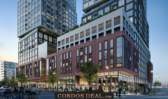 Debut Waterfront Residences Rendering 6