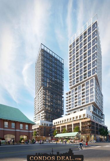 Debut Waterfront Residences rendering 3