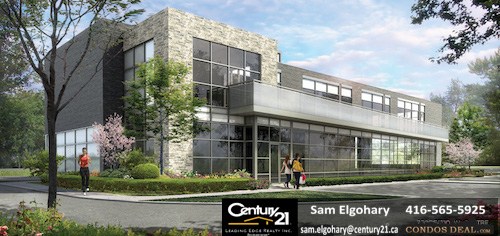 Downtown Erin Mills Condos Recreational Centre