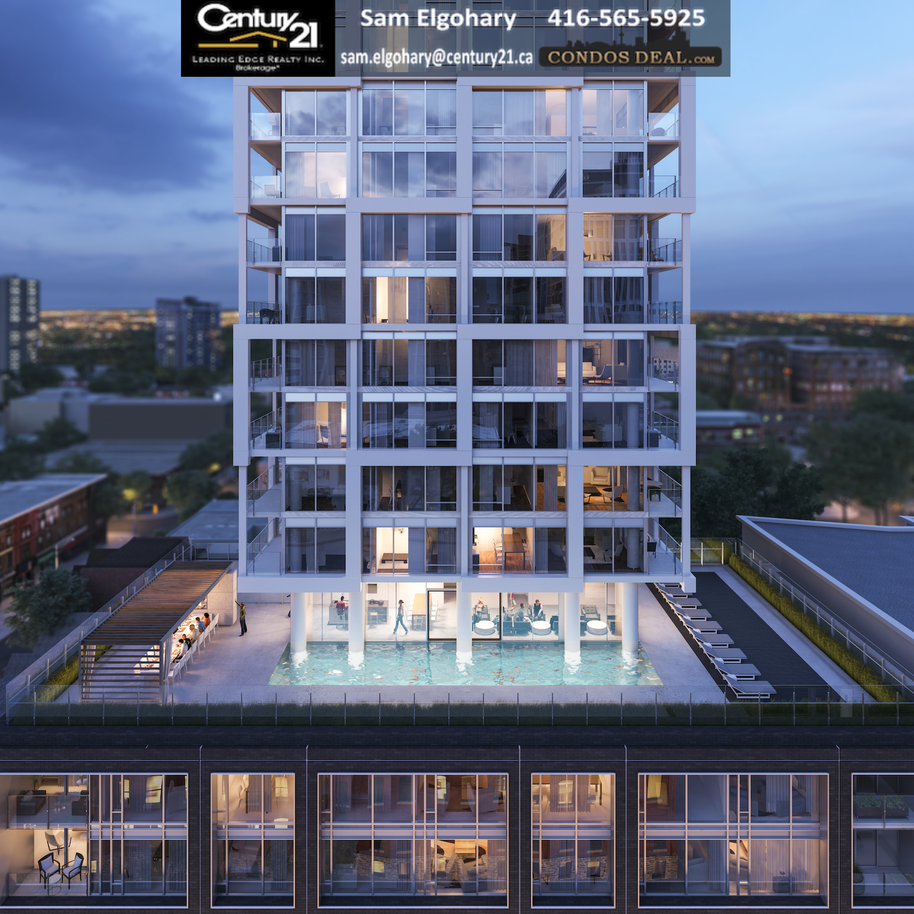 East 55 Condos 55 Ontario St Vip Access Floor Plans Condos Deal