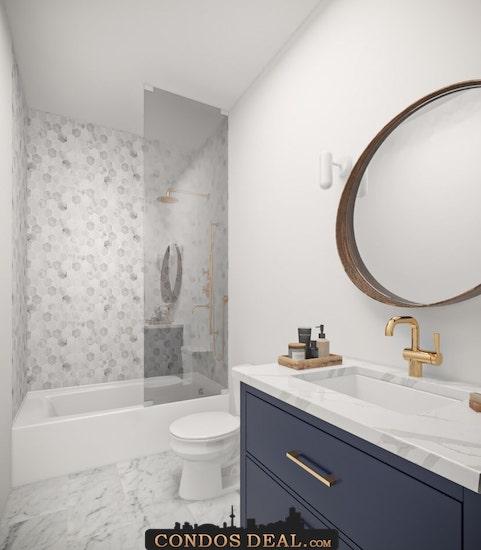 Framework Condos + Lofts Bathroom 2