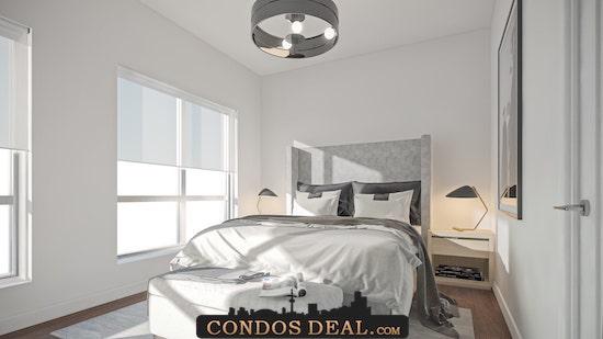 Framework Condos + Lofts Bedroom 3