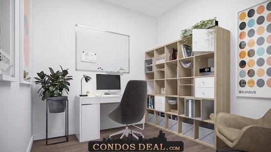 Framework Condos + Lofts Den