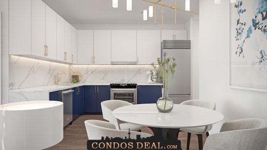 Framework Condos + Lofts Kitchen 3
