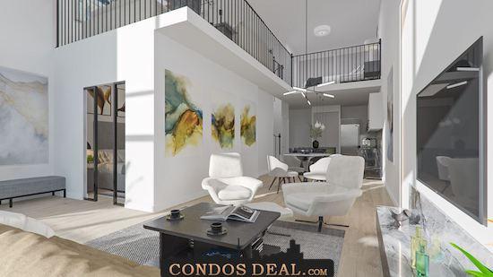 Framework Condos + Lofts interior 1