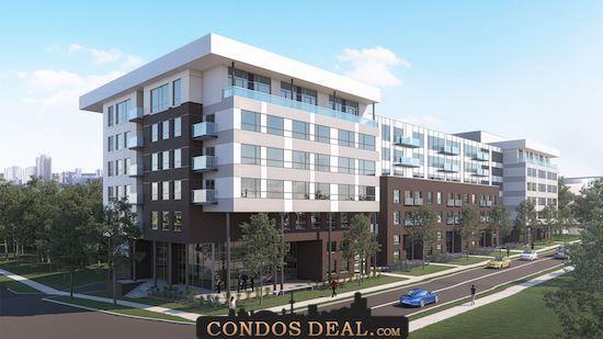 Framework Condos + Lofts rendering 2