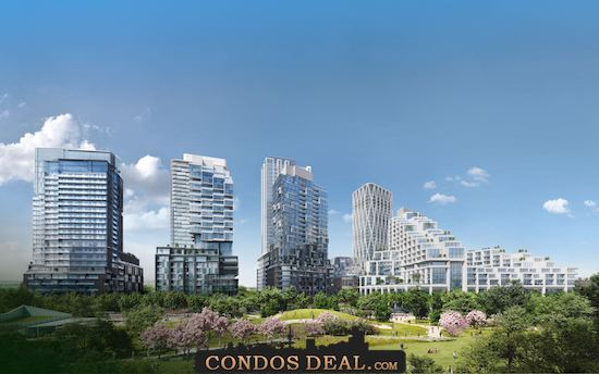 Galleria On The Park Condos III Rendering 4