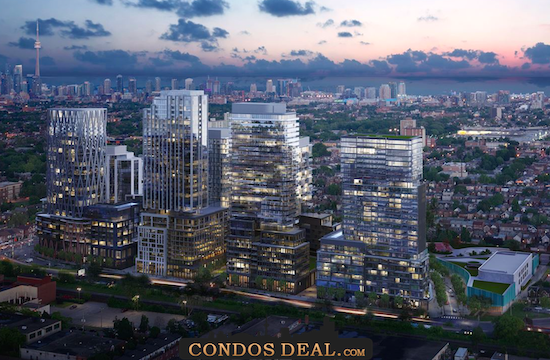 Galleria On The Park Condos III Rendering 6