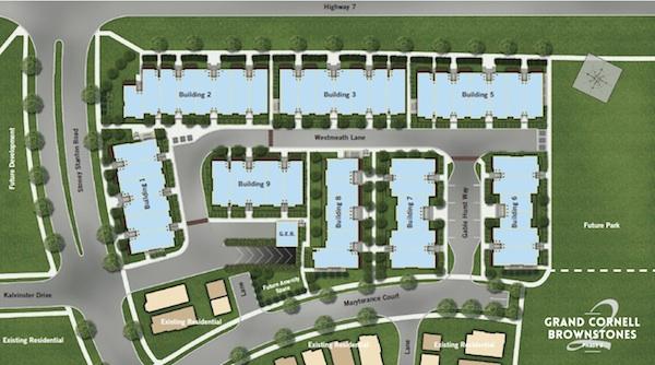Grand Cornell BrownStone site plan 2.jpg