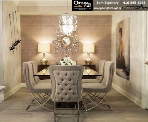 Hampton Condos Living Room