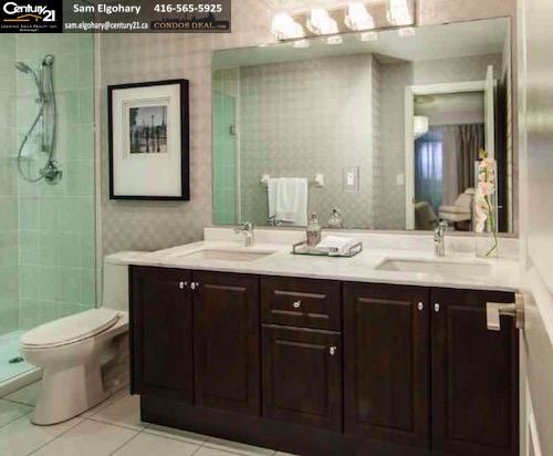 Hampton Place Condos Bathroom