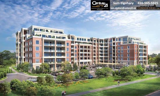 Hampton Place Condos Rendering