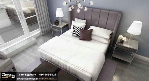 Hampton Place Condos Room
