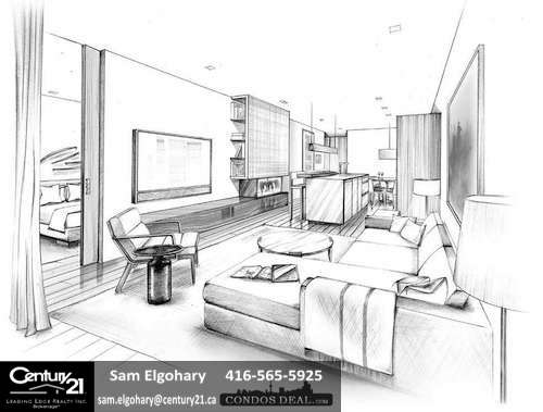 Hill and Dale Residences interiors-one