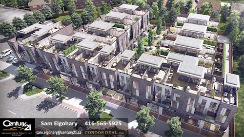 Kennedy Gardens Aerial