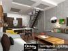O2 Maisonette Condos Living Room