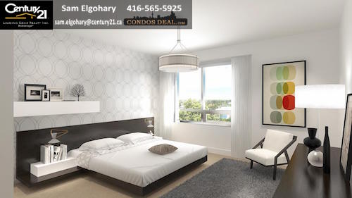 Panorama Suites Bedroom