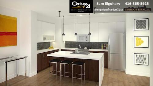Panorama Suites Kitchen