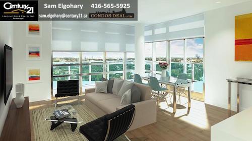 Panorama Suites Living